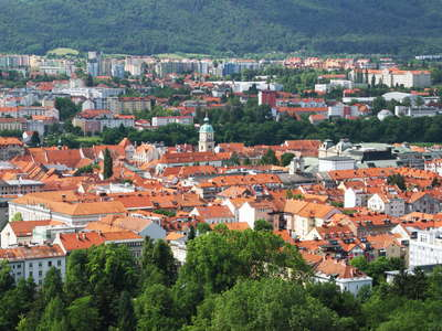 Maribor with historic centre