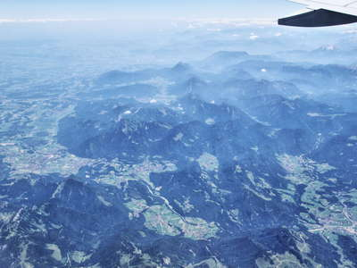 Upper Bavaria with Chiemgau Alps