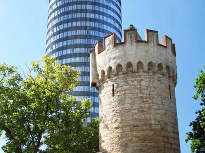 Jena  |  Pulverturm and Jen Tower