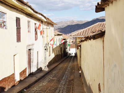 Cusco  |  Calle Ataud