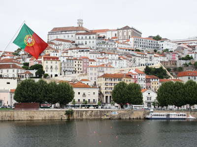 Coimbra  |  Historic centre with University of Coimbra