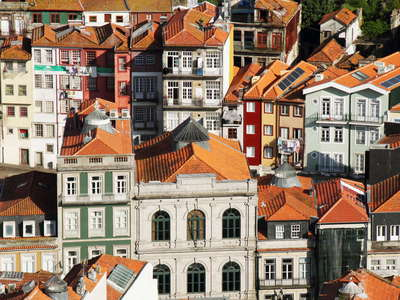 Porto  |  Collection of historic buildings