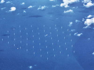 Solway Firth  |  Offshore wind farm