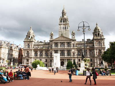 Glasgow  |  George Square