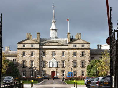 Aberdeen  |  Robert Gordon's College