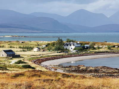 Isle of Skye  |  Farm near Ashaig