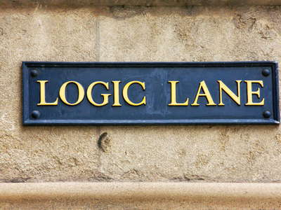 Oxford  |  Logic Lane