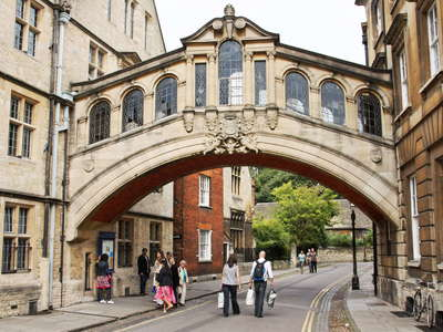 Oxford  |  Bridge of Sighs