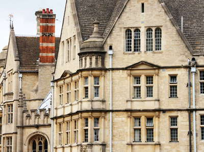 Oxford  |  Hertford College