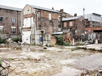 Liverpool  |  Dilapidation
