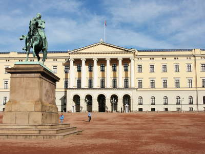 Oslo  |  Royal Palace