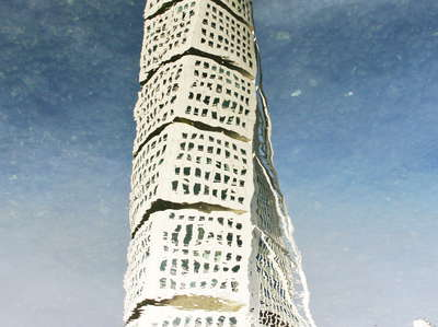 Malmö  |  Reflection of Turning Torso