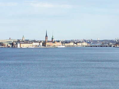 Stockholm  |  Panoramic view