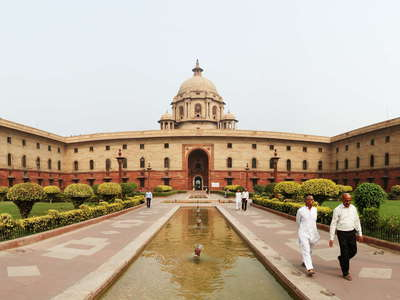 New Delhi  |  Secretariat North Block