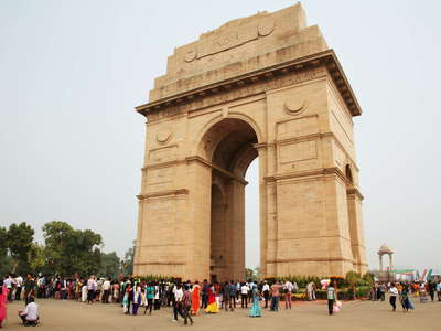 New Delhi  |  India Gate