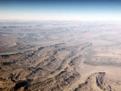 Pakistan  |  Kirthar Range and Indus Plain