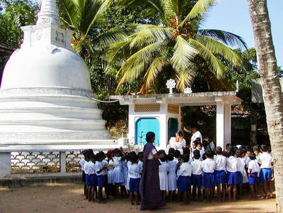 Kaikawala  |  Religious education