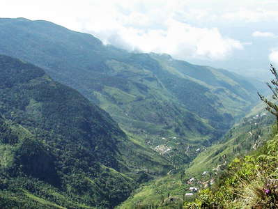 Horton Plains NP  |  World's End
