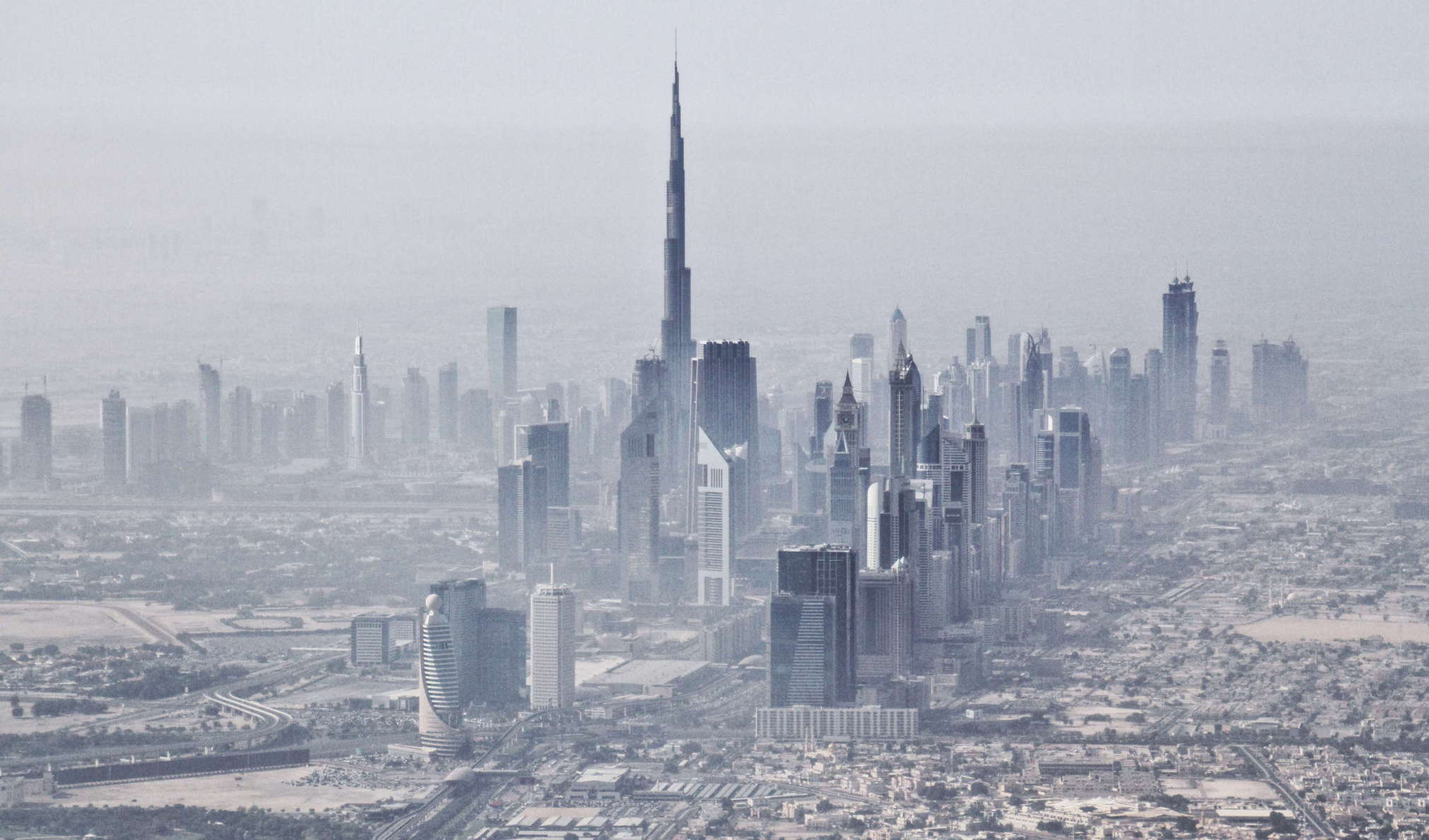 Dubai with Burj Khalifa | The world in images