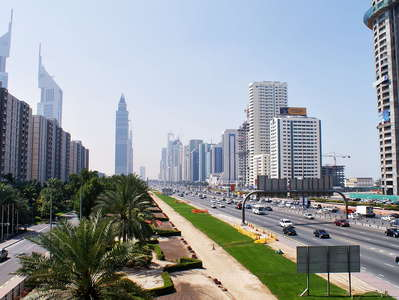 Dubai  |  Sheikh Zayed Road