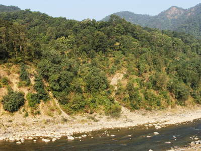 Butwal  |  Tinau River and Sivalik Hills