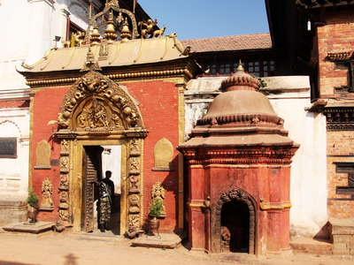 Bhaktapur Durbar Square  |  Golden Gate