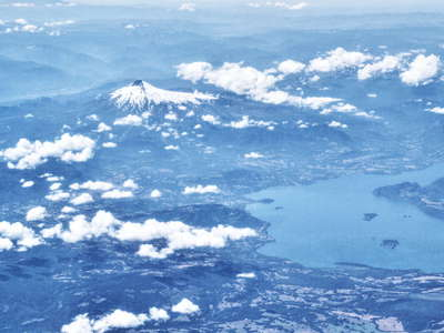 Lago Panguipulli and Volcán Villarrica