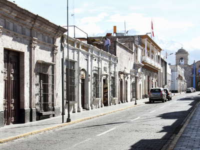 Arequipa  |  Historic centre