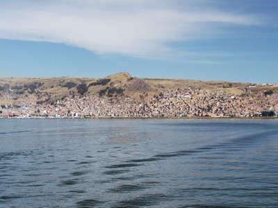 Lago Titicaca with Puno