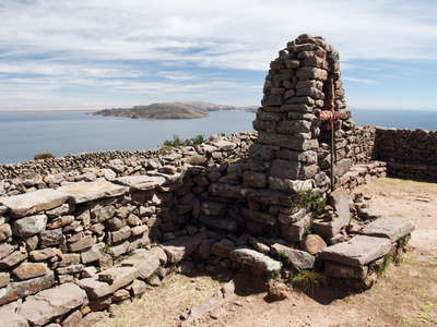 Isla Taquile  |  Highest point
