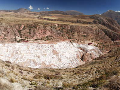 Salineras de Maras  |  Panoramic view