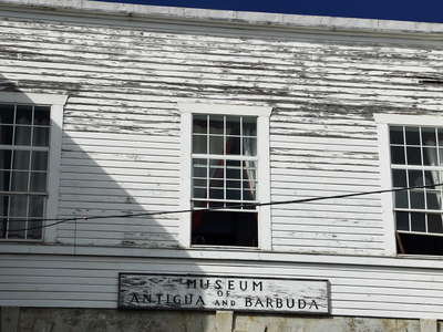 St. John's | Museum of Antigua and Barbuda