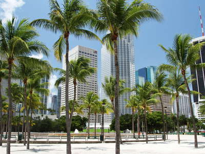 Miami | Bayfront Park and CBD