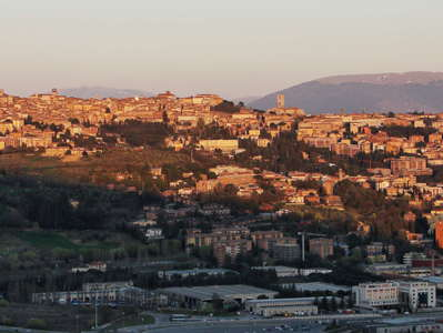 Perugia | Panoramic view