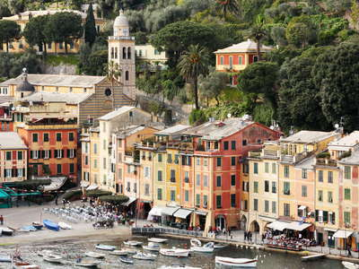 Portofino | Village centre