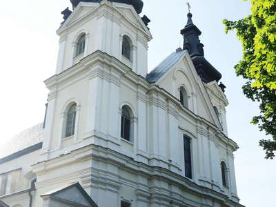 Lviv | Carmelite Church