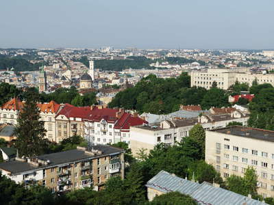 Lviv with Old Town