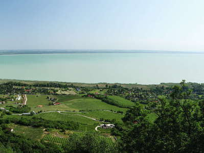 Balaton | Panoramic view
