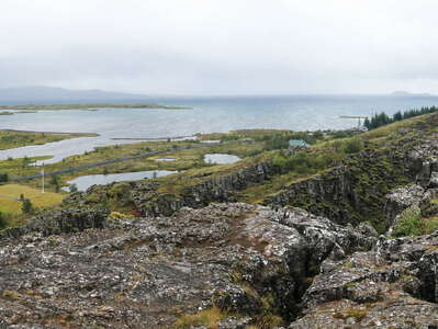 Þingvellir | Tectonic faults and Þingvallavatn