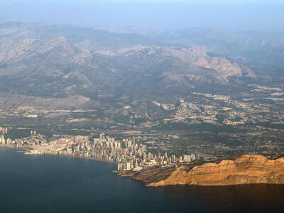 Costa Blanca with Benidorm
