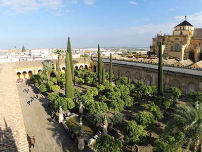 Córdoba | Historic centre with Mezquita-Catedral