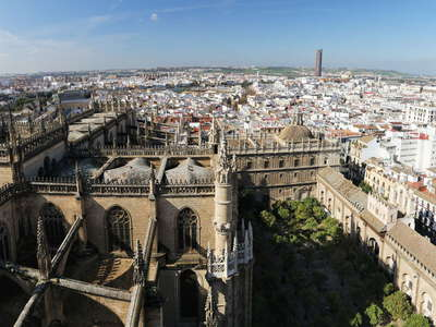 Sevilla | Cathedral and historic centre