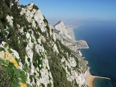 Gibraltar | Rock of Gibraltar
