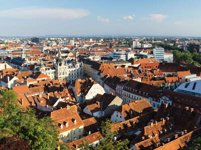 Graz | Historic centre with Rathaus